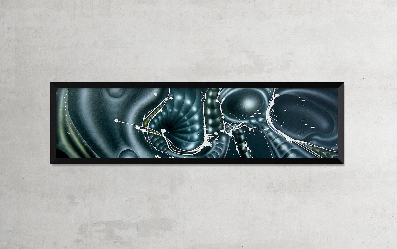 morphologica 40cm x 120cm